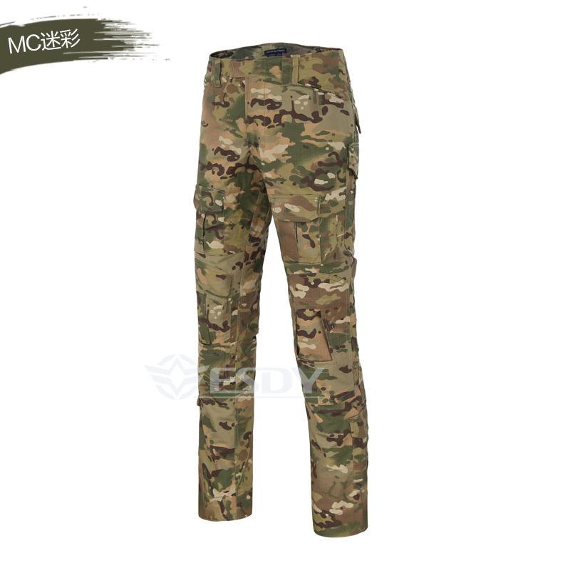 222771504dd6 2019 Goods In Stock Sale Thickening Wear Resisting Camouflage Suit Frog  Suit Army Fan Clothing Camouflage Pants From Yun8184