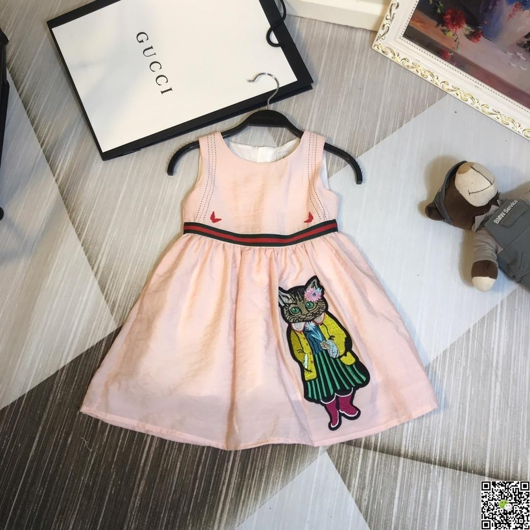 1dbab52df 2019 Baby Kids Clothing Summer Girls Embroidery Long Sleeve Lace Christmas  Dress 2018 New Children'S Garment Children Princess Skirt 0324 From ...