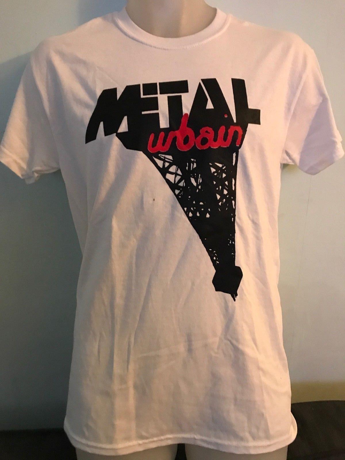 05152c6da METAL URBAIN PARIS MARQUIS T SHIRT PUNK Sex Pistols Stranglers SMALL ...