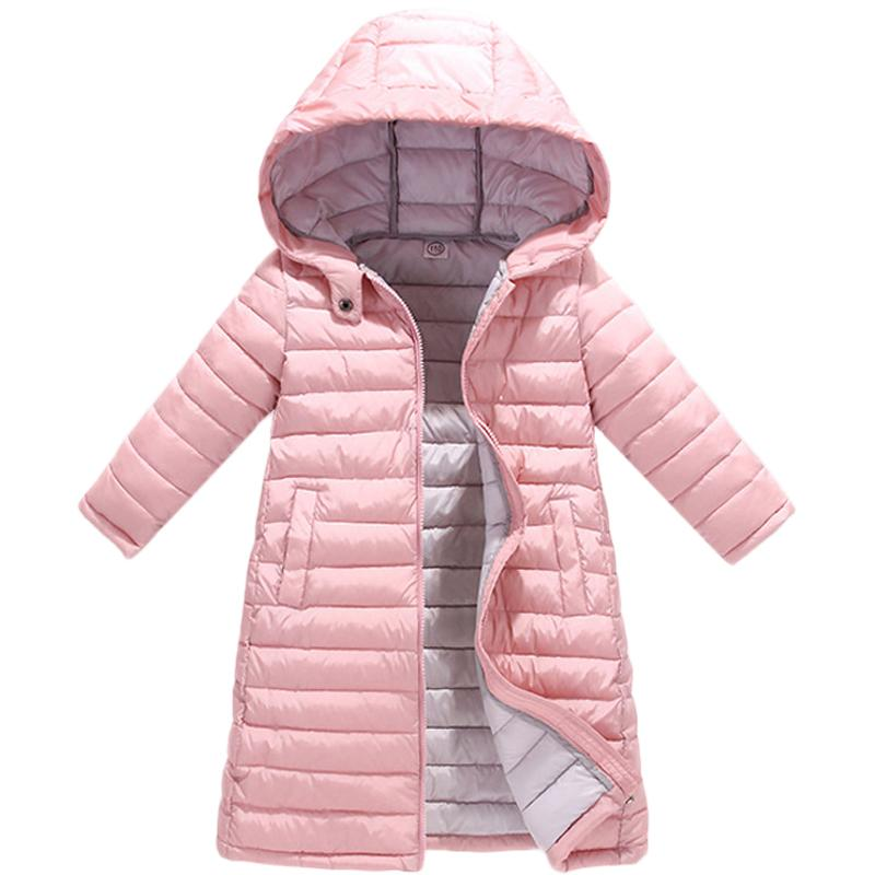 e7a8027f3 Children Girl Jackets For Girls Autumn Winter Down Coat Clothing Kid ...