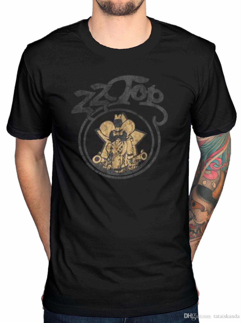 Get Paid For T Shirt Designs   Official Zz Top Outlaw Village T Shirt Texicali La Futura I Gotsta