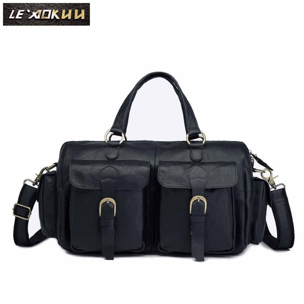 a5d91b16a0c8 Men Origianl Leather Designer Travel Business Briefcase Large Computer  Laptop Bag Attache Portfolio Tote Messenger Bag 1097b Online Bags Briefcase  For Women ...