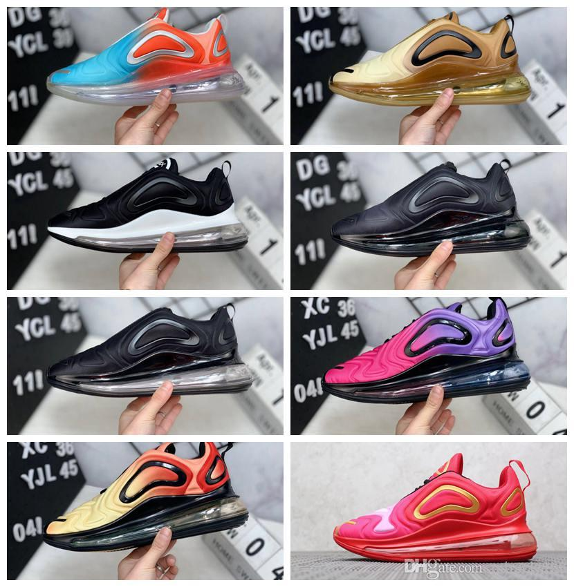 Male Quality 2019 Sea 45 Designer Running Size Sneakers 36 Best Shoes Top Desert Total Eclipse Men 720 Sport Forest Women w0OknP