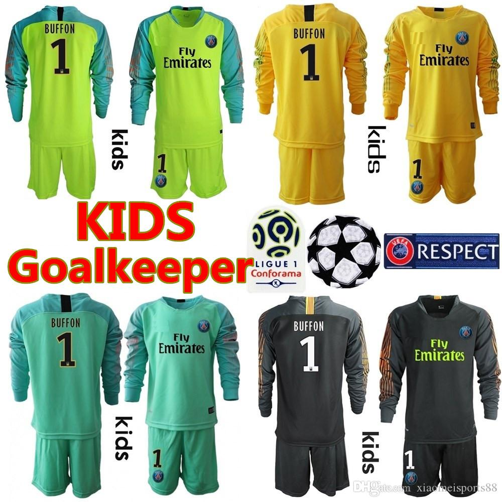 6ca9e8af08f Cheap Buffon Goalkeeper Jersey Best Real Madrid Goalkeeper Jersey