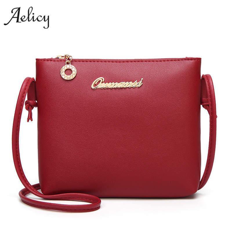 3402f26591 Cheap Aelicy Brand Women Shoulder Crossbody Bag High Quality Female Small Messenger  Bags Flap Ladies Ladies Crossbody Bags Small Leather Purses Cheap ...