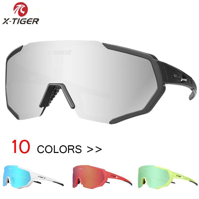 1c11fdc388dd0 2019 X Tiger 2019 Polarized Cycling Eyewear Cycling Glasses Mountain Bicycle  Sunglasses Uv400 Riding Bike Sunglasses Cycling Goggles From Happy sport