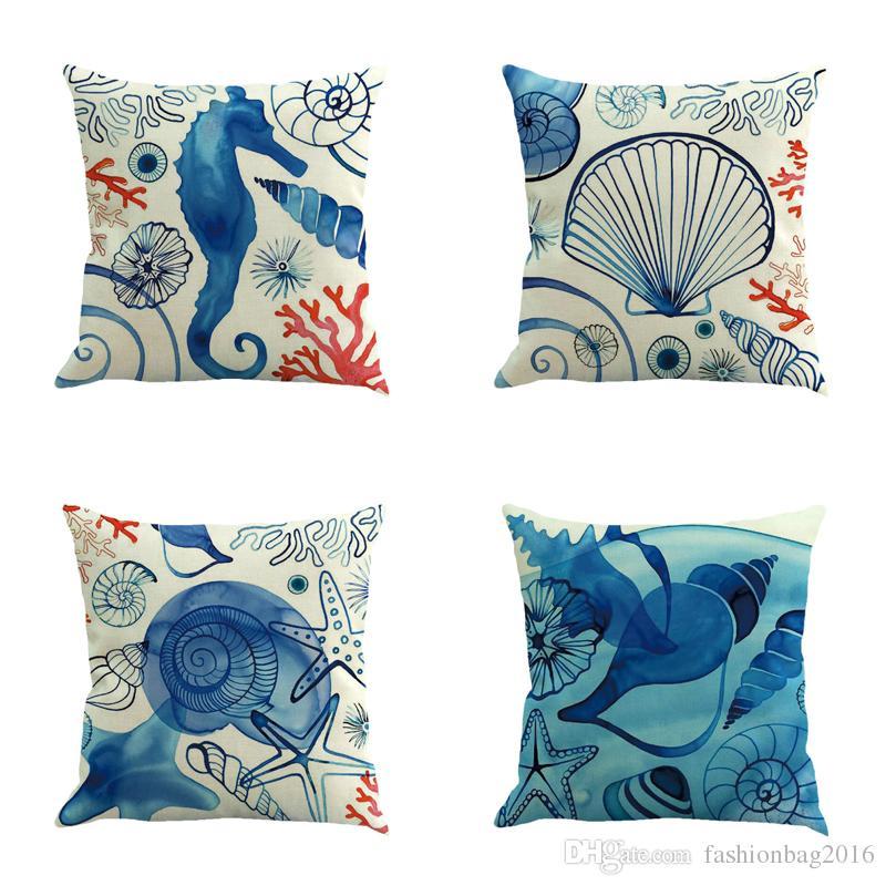 Compre Dibujo A Color Peces Marinos Tortugas Marinas Hipocampo