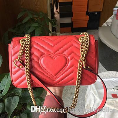 b1e79de86635 Marmont Bag Luxury Handbags High Quality Famous Brands Designer ...