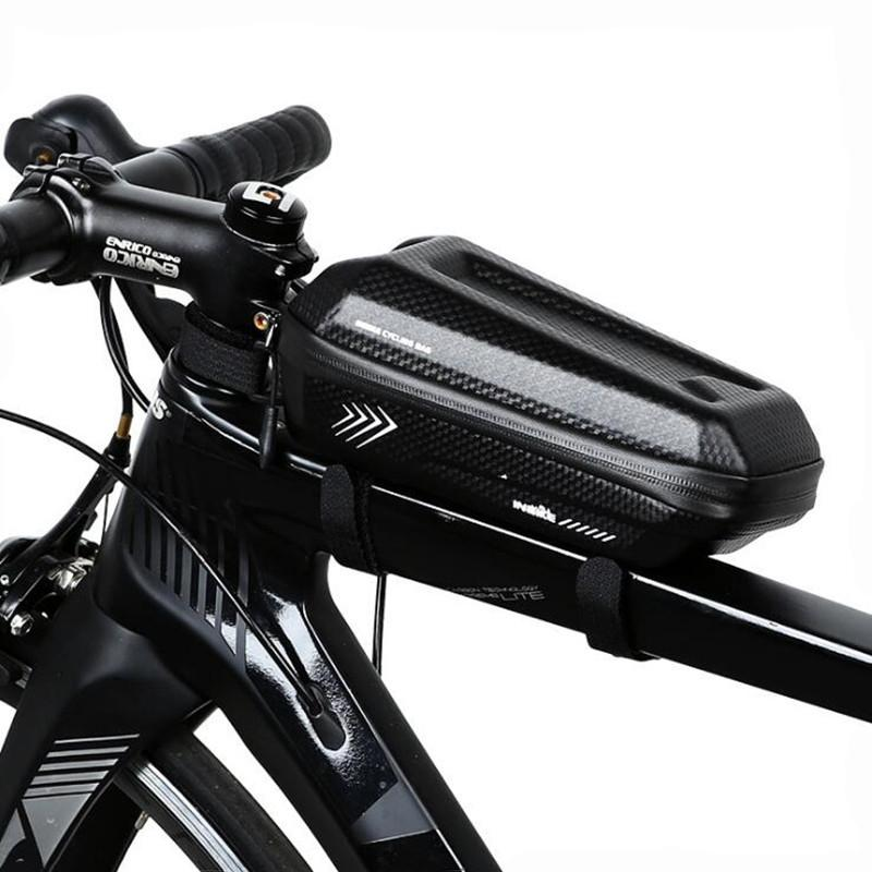 2020 Waterproof Bike Bag Bicycle Frame Front Head Top Tube Bag Cycling Large Capacity Mtb Road Storage Bag Bike Accessories From Jerry05 8 32 Dhgate Com