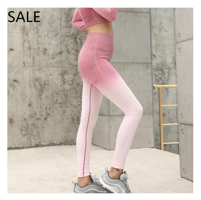 569ce2297eb Women Pants Yoga Pants Outfits women sport fitness gym leggings Ladies  Daily Sport Wear Fashion Style Spring Pink Orange