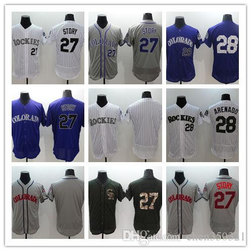 Men's Colorado Rockies Cool Base Custom Jersey 21 Kyle Freeland 20 Ian  Desmond 24 Ryan McMahon 8 Gerardo Parra 9 DJ LeMahieu Chris Iannetta