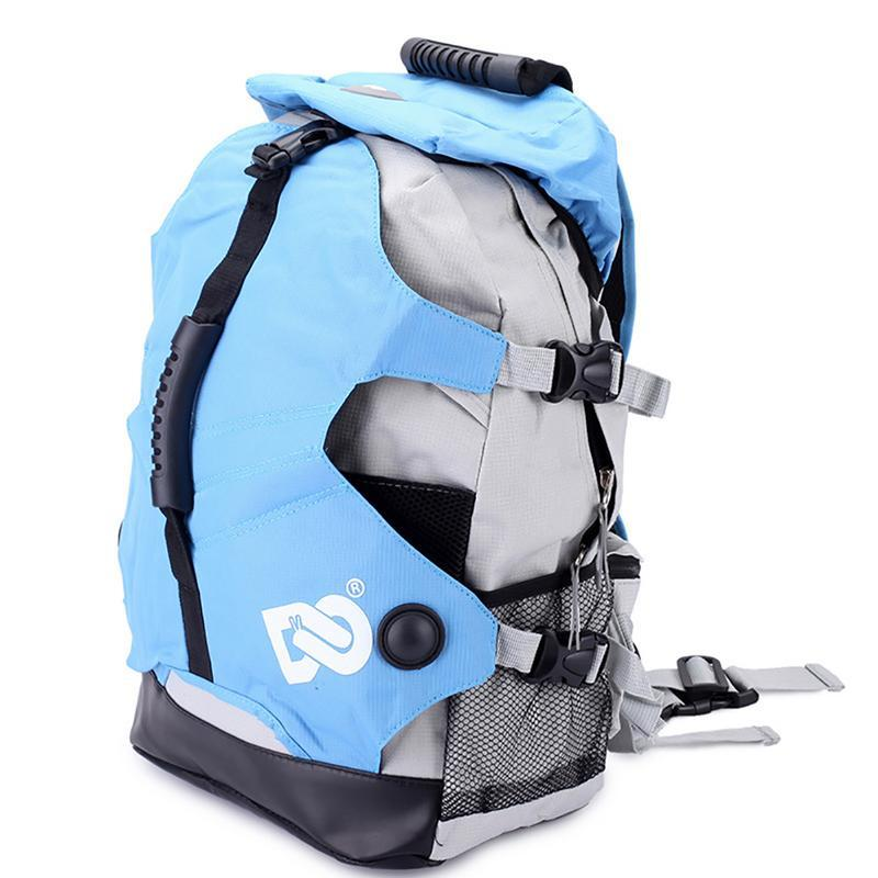 92062e59572e 2019 Roller Skates Bag Can Be Put On Ice Skates 20 35L Canvas Bags Backpack  For Inline Skate Shoes Cover Skating Bag Case Backpacks From Johiny