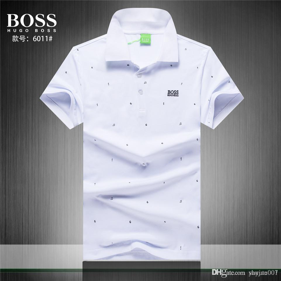 Business Casual 2020 Mens.2020 Men Polo Shirt Summer Business Casual Breathable Striped Short Sleeve Clothes