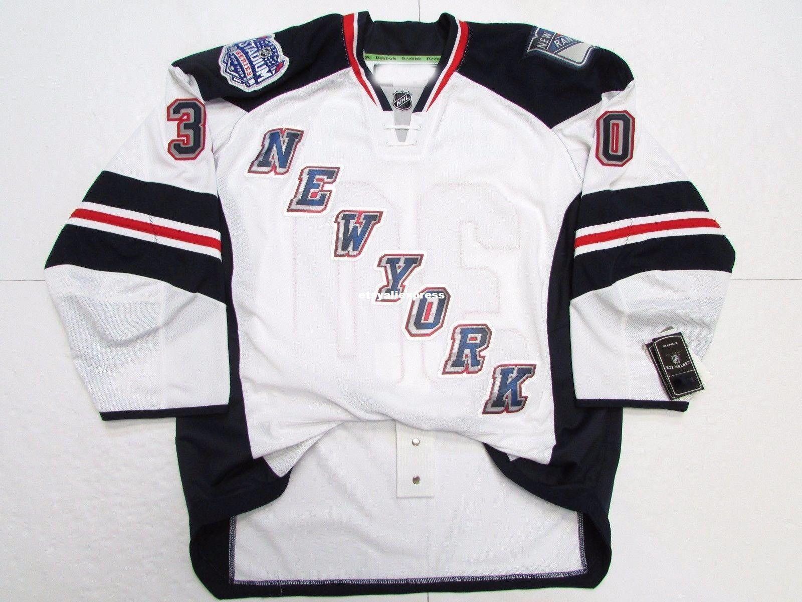 huge discount 35751 0ee67 lundqvist stadium series jersey