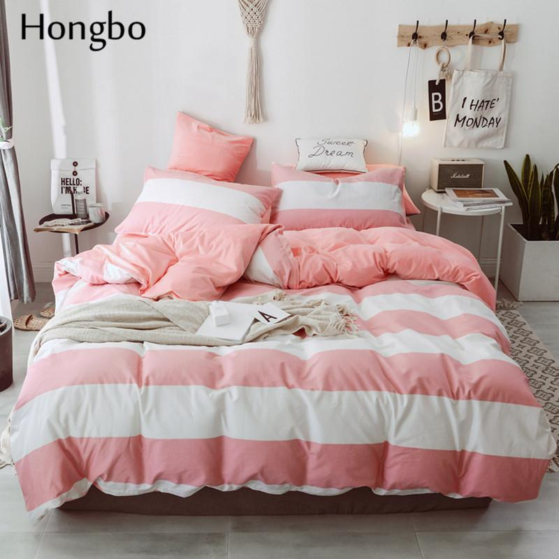 Großhandel Hongbo Winter Kristall Flanell Bettwäsche Set Super Soft