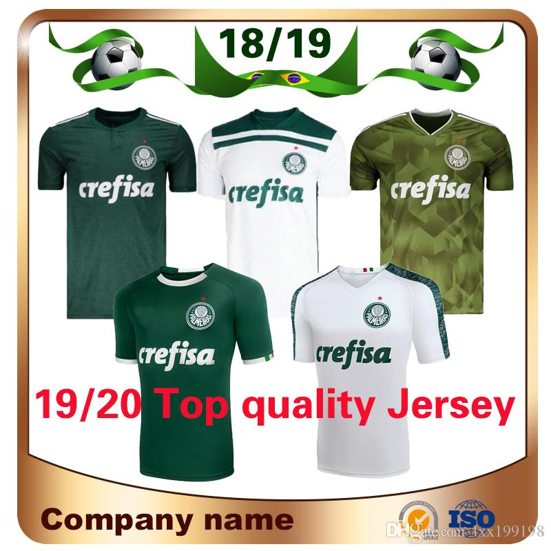 ea5cb7adcd4 2019 2019 Palmeiras #10 MOISES Soccer Jersey 19/20 Home Green #9 BORJA Soccer  Shirt Away White #7 DUDU Club Palmeiras 3rd Football Uniforms From  Lxx199198, ...