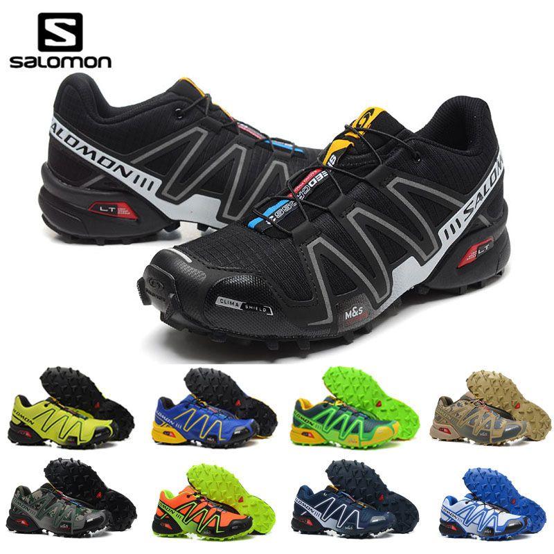 Da Outdoor Sneaker 3 Speed Originale Scherma Jogging Salomon Sport Cross Cs3 Ginnastica Zapatillas Hombre Scarpe Uomo Corsa qMUVpSz