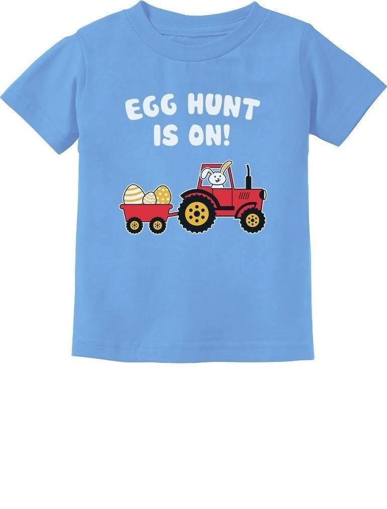 7e39820c31cd Easter Egg Hunt Gift For Tractor Loving Kids Toddler/Infant Kids T Shirt  EasterFunny Unisex Casual Top Design Tee Shirts T Shirt Funny From  Dragontee, ...