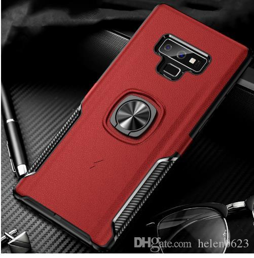 low priced 64757 84975 Best Invisible Bracket Cases for Samsung Galaxy Note 9 8 S9 S8 Plus Case  Finger Ring Cover for Huawei Mate 10 20 Pro P20 Lite Y9 2019 cases