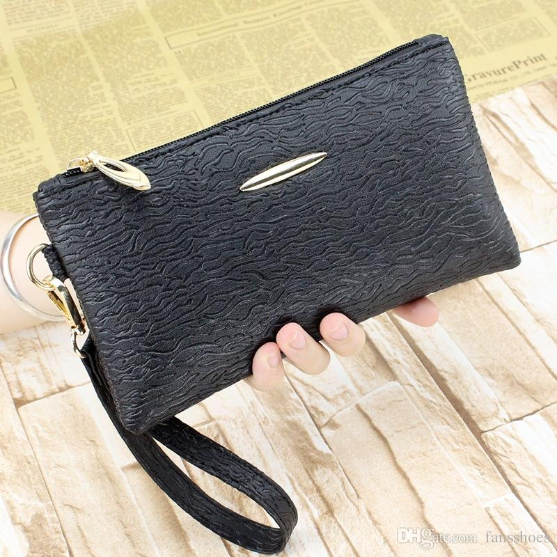 8170437bf48e7 New Japanese Style Fashion Striped Women Clutch Bag Sequined Wrist Portable  Small Mobile Phone Bag Woman Money Clips #348219 Leather Purse Purses For  Sale ...