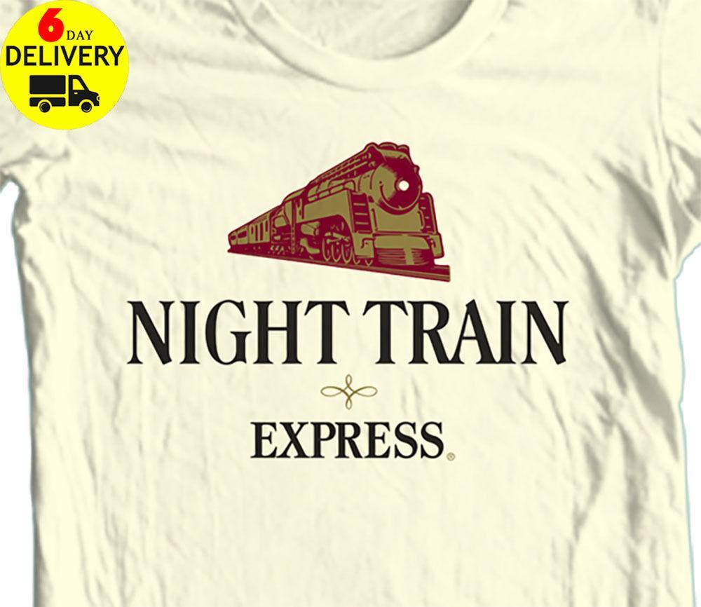 Vintage Night Train Wine T Shirt Mad Dog 2020 Bum Wine 100 Cotton