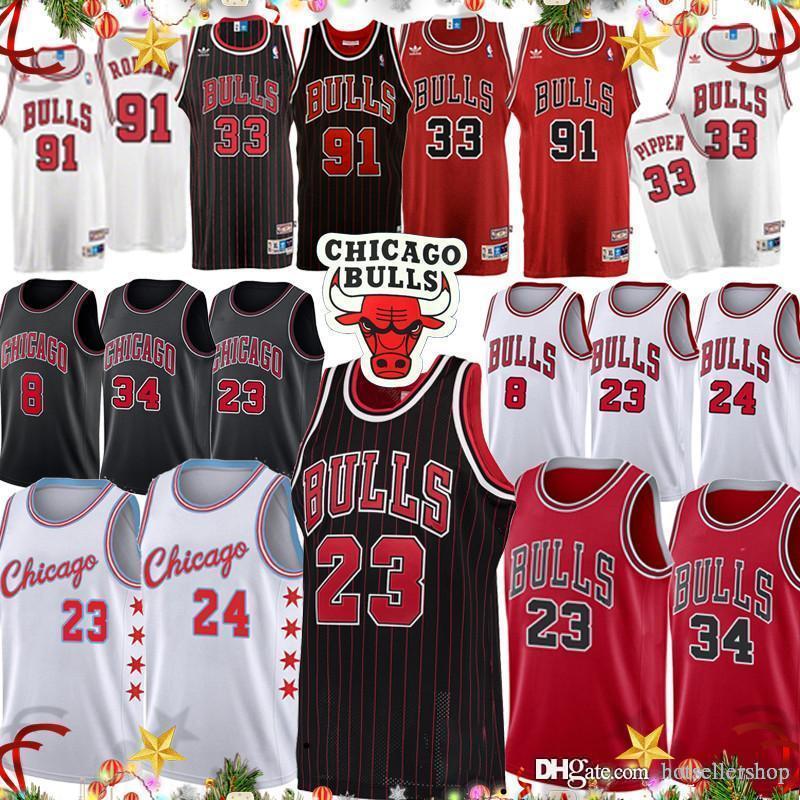 a69a529836e Michael 23 Chicago Jersey Bulls Youth Basketball Jerseys Retro Lauri ...