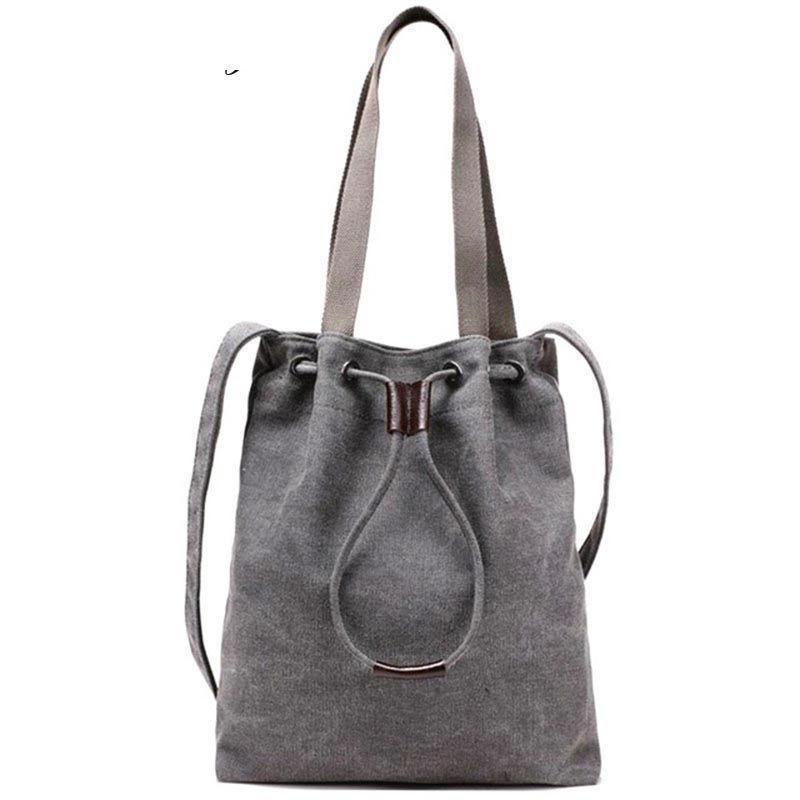 2a481b52553f Good Quality Hot Korean Style Canvas Handbag Women S Shoulder Bag Fashion  Casual Bags Designer High Quality Large Capacity Handbag Mens Leather Bags  Laptop ...