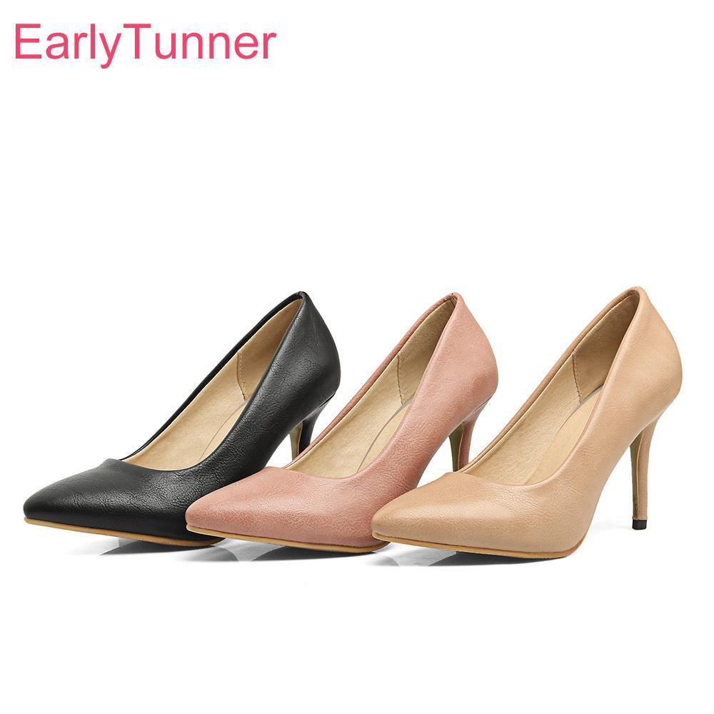 A Estrenar Formal Compre Vogue Rosa Mujer Albaricoque Pumps Elegante vIf7ymYb6g