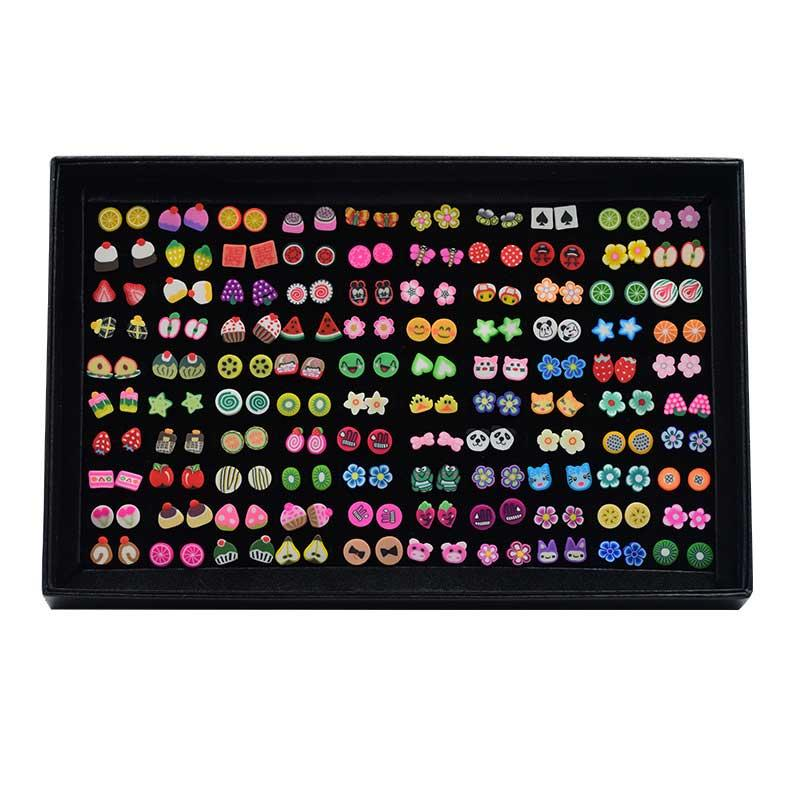 Animal Stud Earrings Sets Kids Girl Cute Birthday Christmas Gift Set