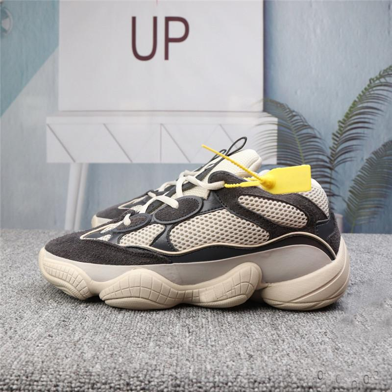81a1086928ecc Top Quality 2018 New 500 Blush Desert Rat Moon Yellow Great Athletic Shoes  Utility Sneaker Casual Tennis Shoes Ladies Shoes From Biginikey