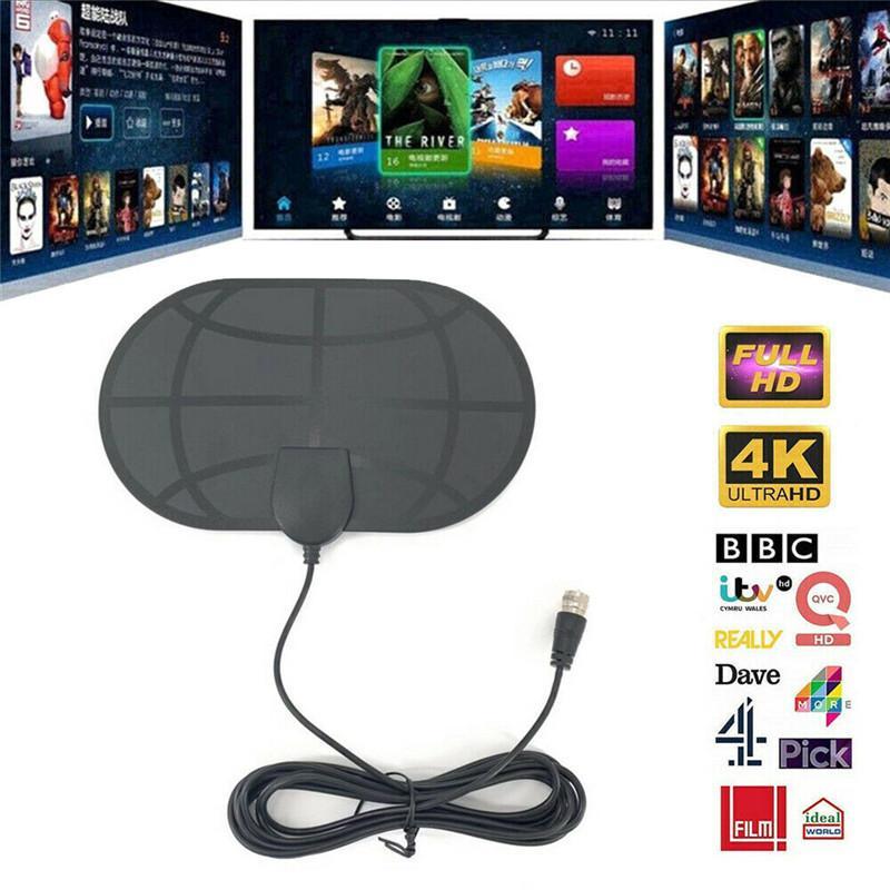 960 Meilen Reichweite Antenna TV Digital HD Skywire 4K Antena Digitale Indoor HDTV 1080p