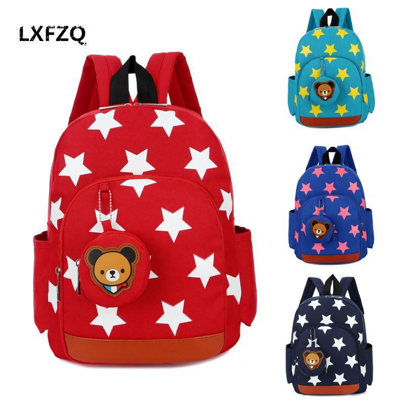 School Bags Mochila Infantil Fashion Kids Bags Nylon Children Backpacks For Kindergarten  School Backpacks Bolsa Escolar Infantil Y18120601 Backpacks On Sale ... 205cd0793e