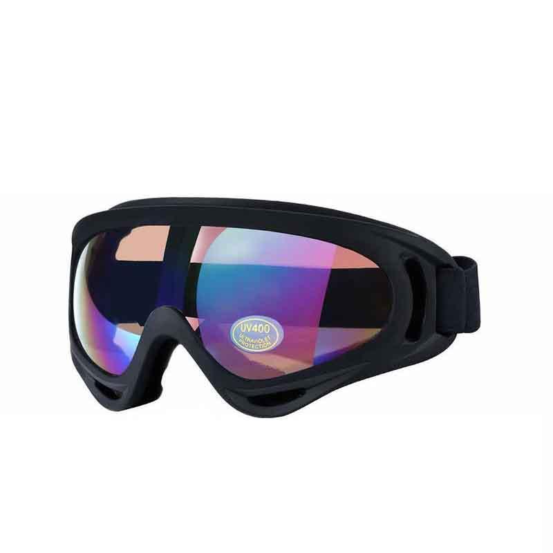 603efed989 Compre Gafas De Esquí Hombre / Mujer Casco De Snowboard Compañero Gafas De  Sol Patinaje En Motos De Nieve Máscara Moto Rápida Montar Gafas A $7.03 Del  ...