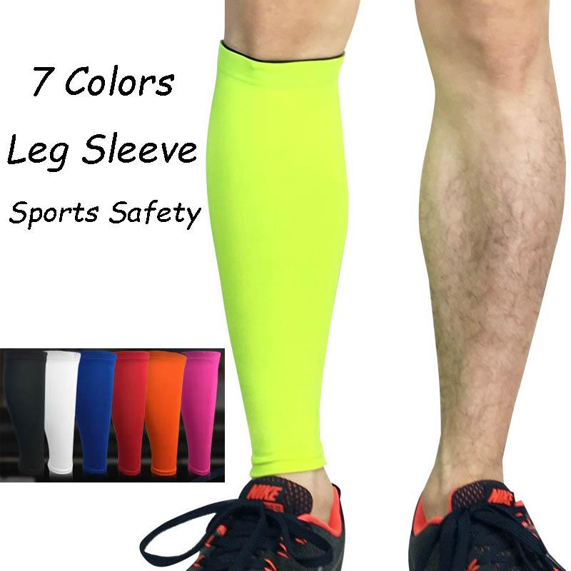 5f22e964da 2019 201812 Compression Calf Men Football Leg Sleeve Brace Protector Sports  Safety Basketball Shin Guard Running Leg Warmers G439S F From Xinxindianzi,  ...