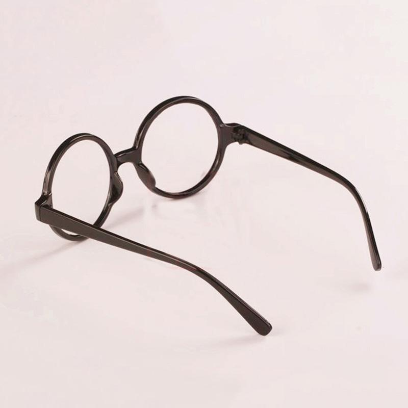 8f88fc927cc3f Compre Harry Potter Cosplay Rodada Armações De Óculos Para Harry Potter  Frames Óculos Feminino Transparente Óculos Crianças Cosplay Ação Brinquedos  De ...