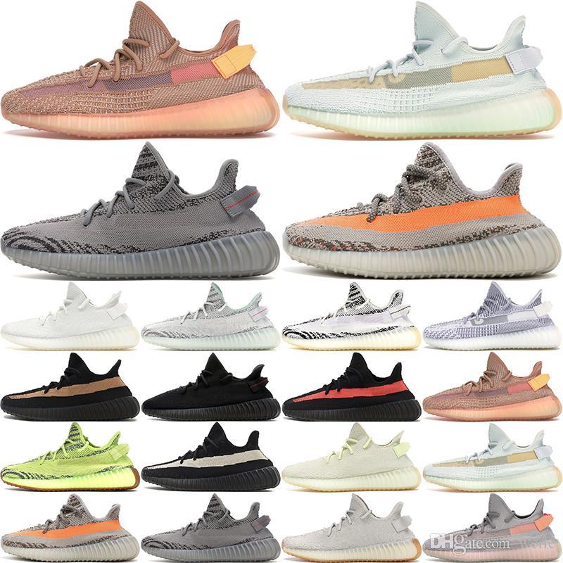 Ginnastica True Form Adidas Statico Scarpe Sneakers Boost 350 Kanye V2 Sesame Da Corsa Black Bred West Donna Clay Zebra Mens Yeezy Designer wX0OPnk8