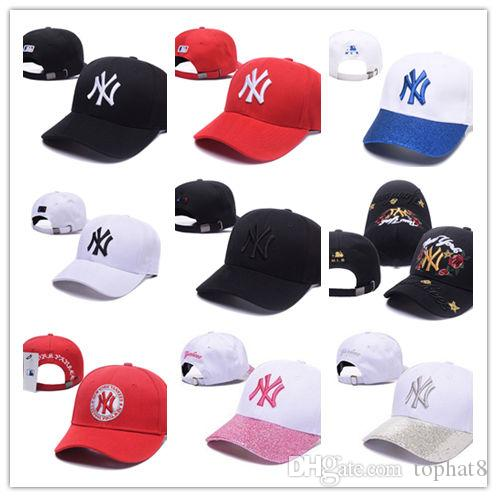 New Arrival 2018 Best Quality Snapback Caps New York Adjustable Baseball Hats  Snapbacks High Quality Sports Men Women Cap Make Your Own Hat Basecaps From  ... 139778ed3c0