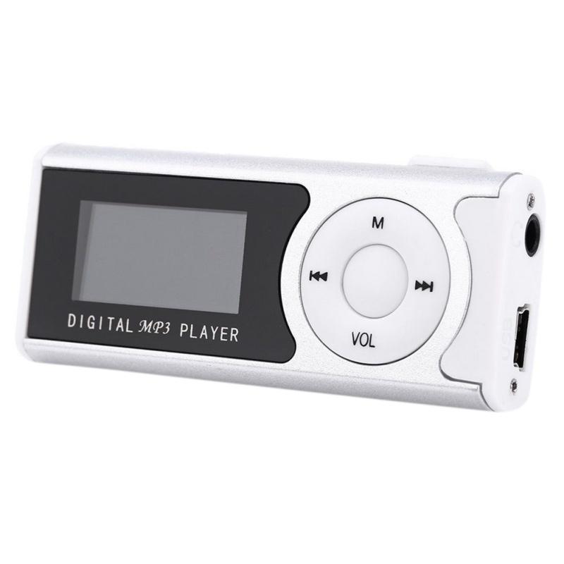 Hifi-player Unterhaltungselektronik Mini Usb Unterstützung 32 Gb Micro Sd Tf Karte Lcd Screen Musik Digital Mp3 Player Lange Lebensdauer