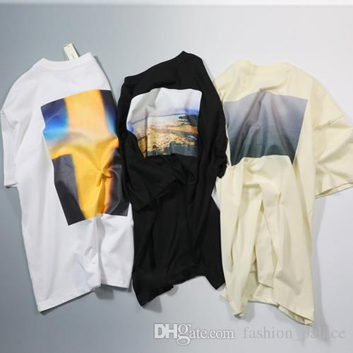 a3e2d28d0fa679 Fear Of God Tee Shirt Men FOG Essentials Short Sleeve T Shirt Kanye West  Bieber Hip Hop Street Tops Best Version FOG YCI0232 Buy T Shirt Design Buy  Tee From ...