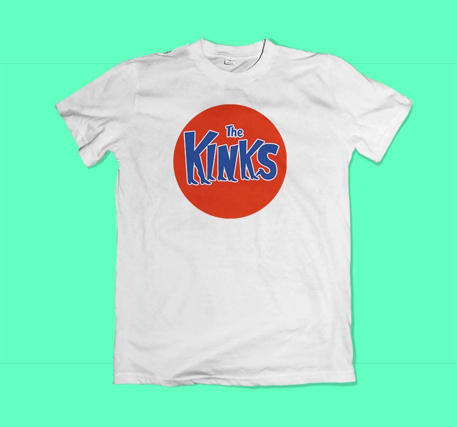 En Retro Adulto Mujer Hombre Talice Oficial Rock 70 Cadenas Tri Cell S Blanco Unisex Negra Nuevo Camiseta Kinks Classic Band The MGpLSUVzq