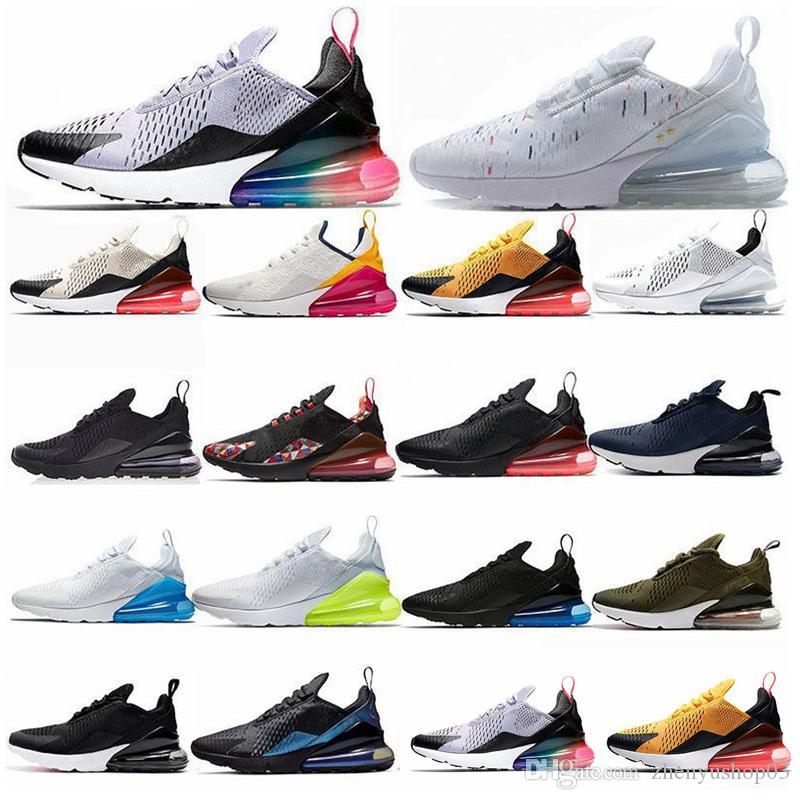 Men Running Shoes Summer Gradients Triple Black Regency Purple Breathable React Mens Trainers Designer Sports Sneakers