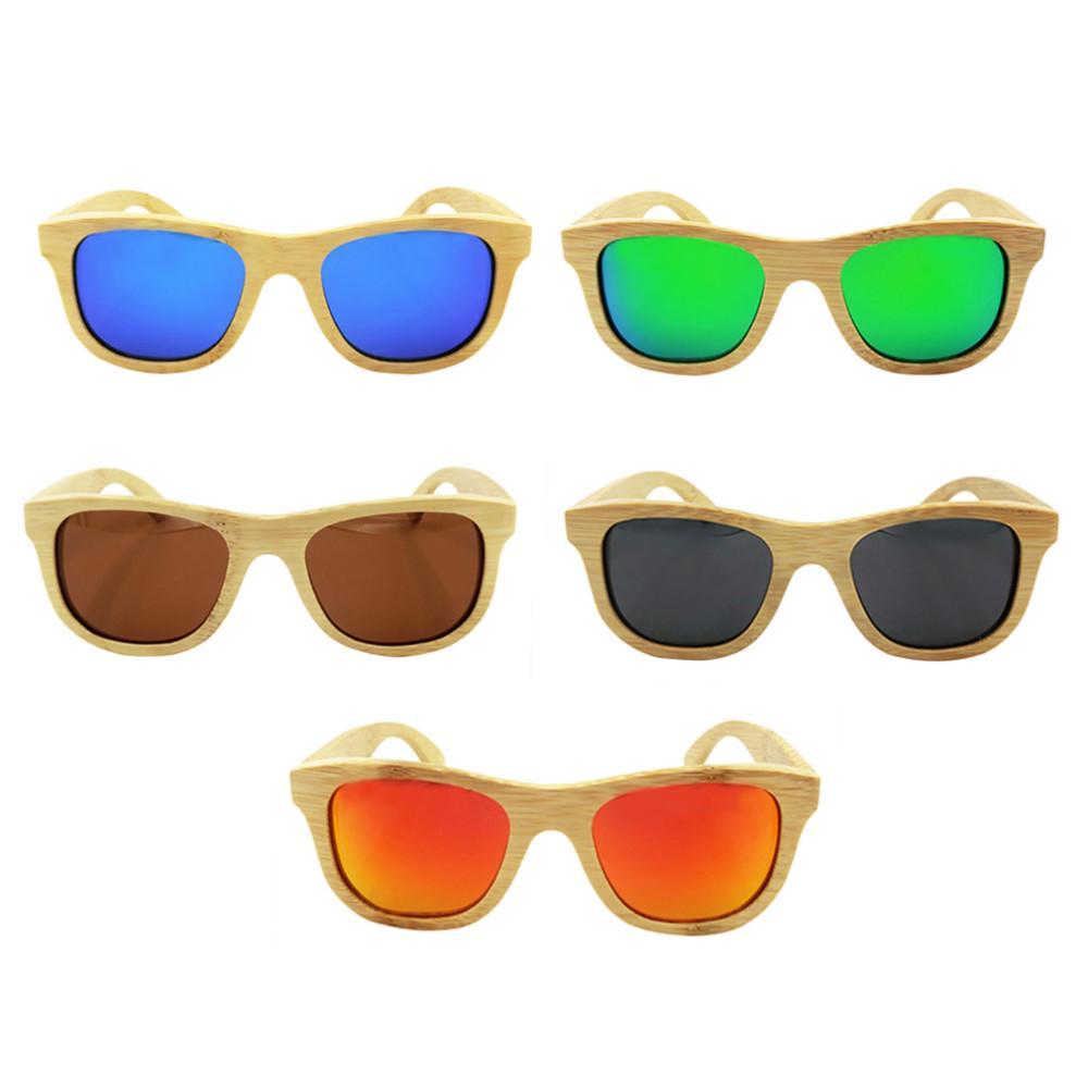 Compre Cool Óculos De Sol De Madeira Unisex Bambu Óculos De Sol Espelho  Designer De Marca Original Óculos De Madeira Feminino Oculos De Sol  Masculino De ... 3df6b9afb6