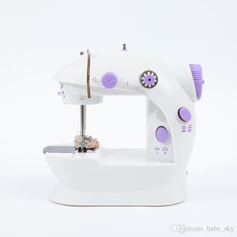 Mini Sewing Machine Home Use Fashion Multi Function Electric Sewing Mesmerizing Electric Sewing Machines