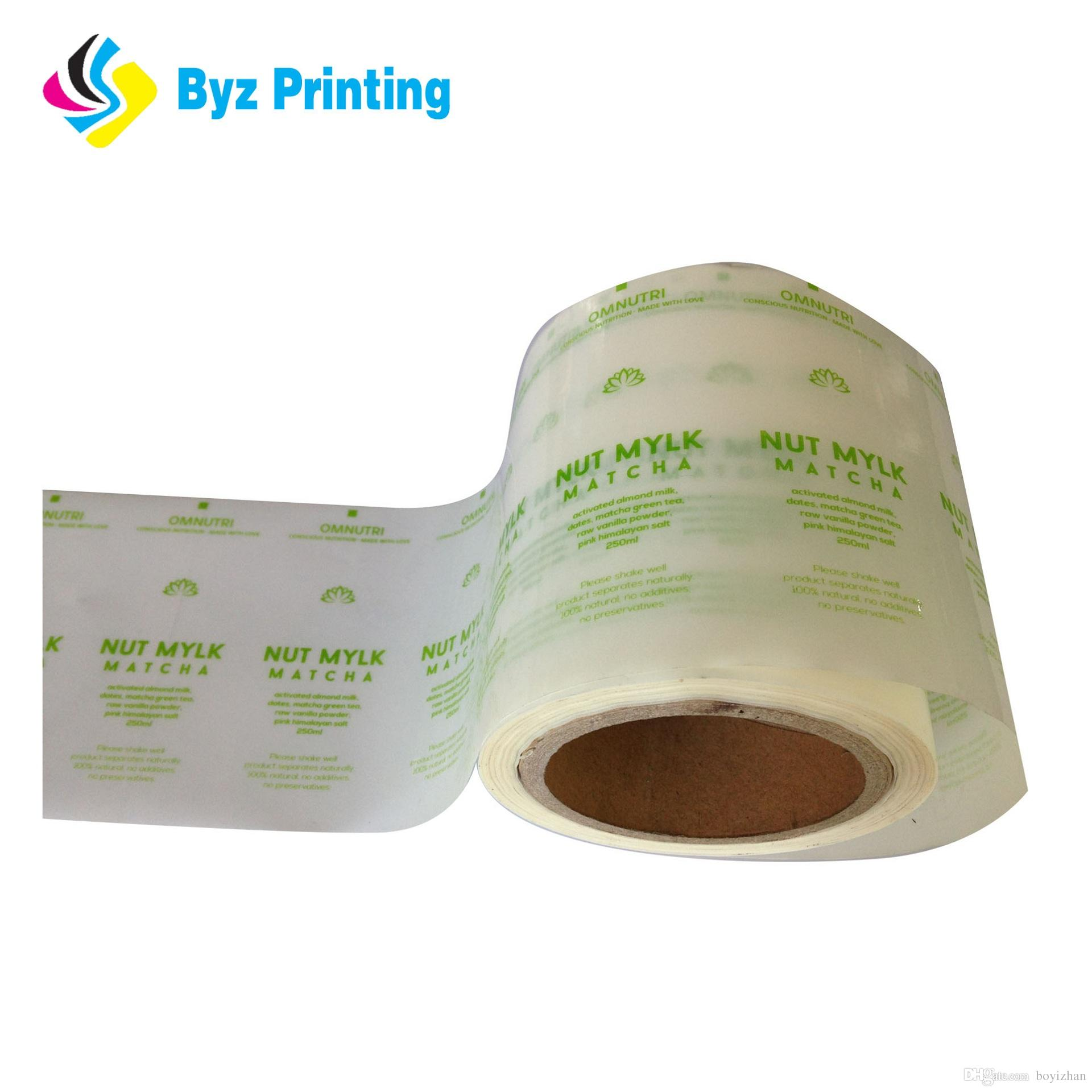 Wholesale private labels printingcustom transparent stickersadhesive sticker printing