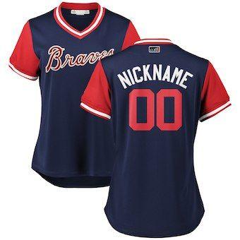 2019 Custom Atlanta Braves Sports Champion Mlb Cheap Baseball ... 3b8bd9ce8c0a
