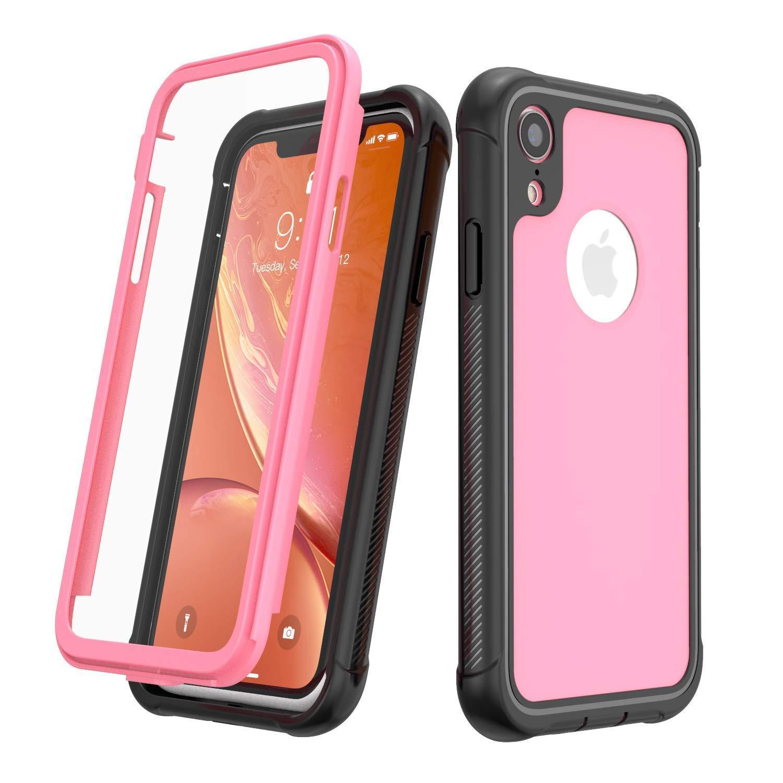 coque iphone xr chargement sans fil