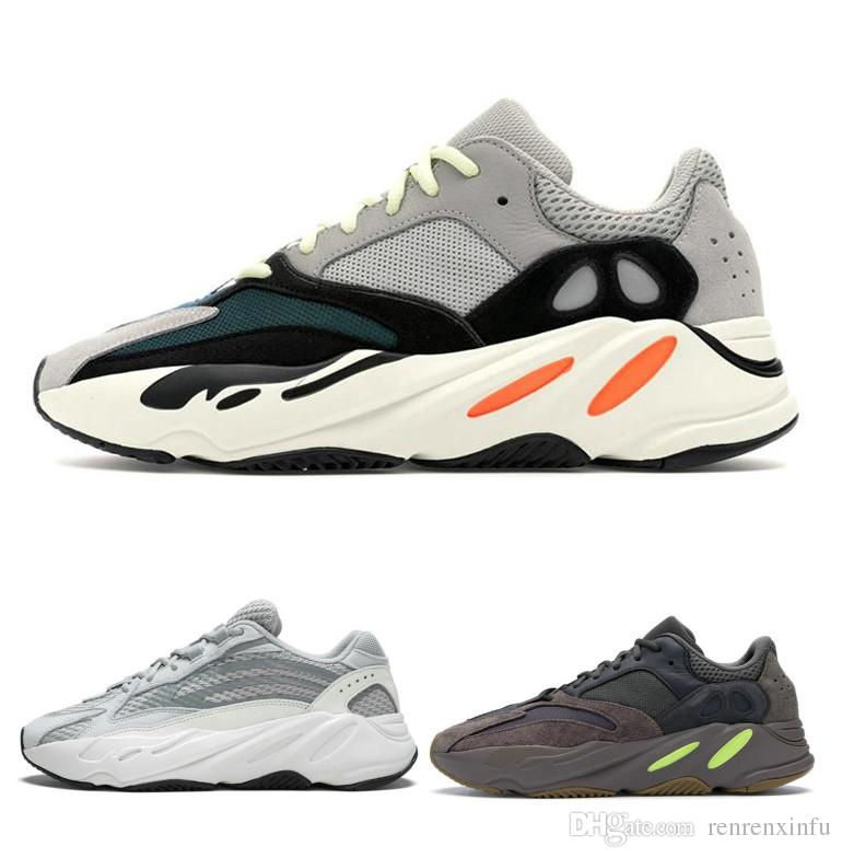 1d1bcfb3d7586 2019 Mauve Shoes Wave Runner V2 Static 700 Mens Women Designer ...