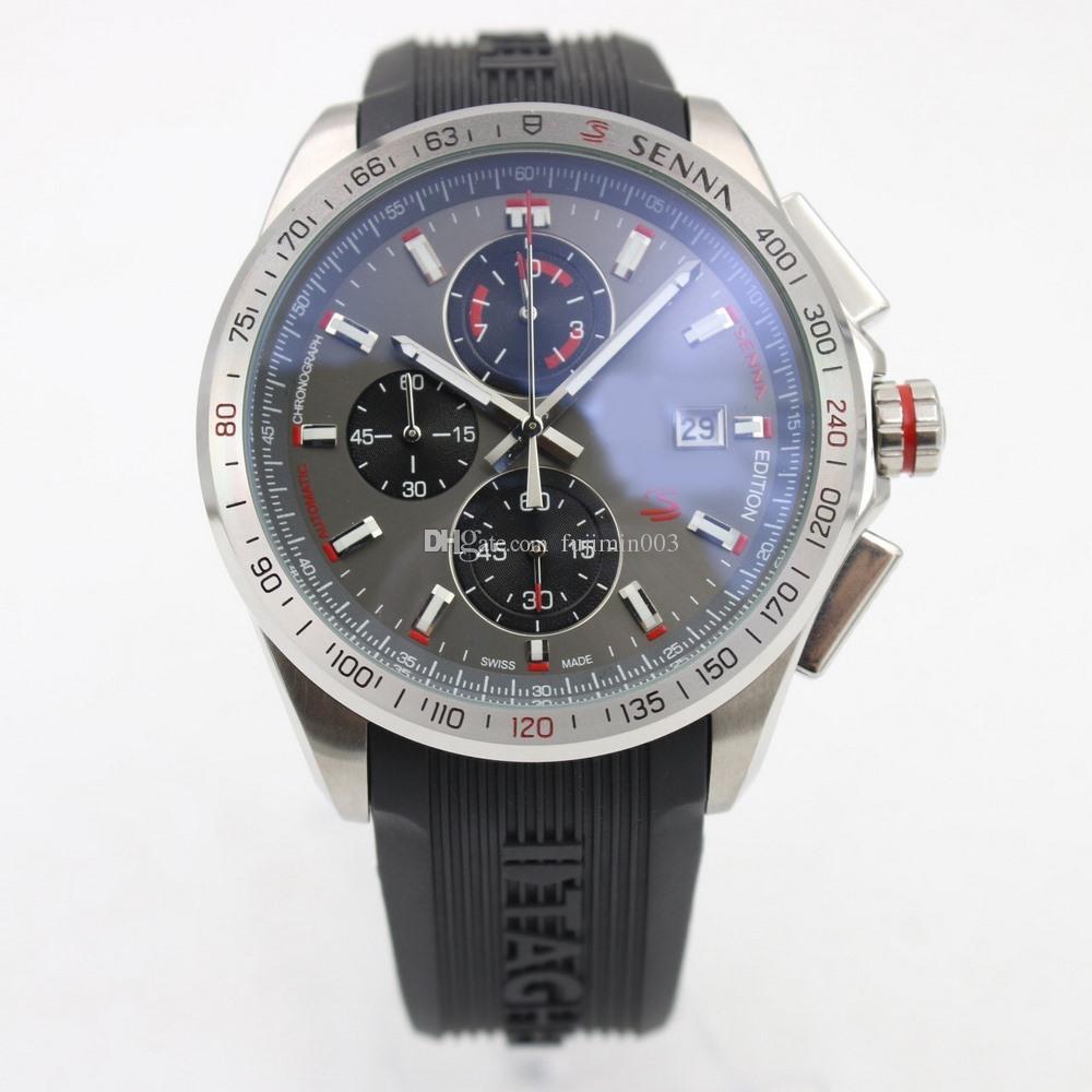 Tag Carrera Watch >> Watch Men Tag Carrera S Calibr 16 47mm Quartz Watch Small Dial Work