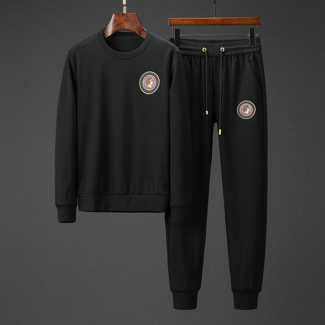 Nice Men Tracksuit Perfect Quality And Original Design Two-piece Of Suit Cardigan And Pants Comfortable Gmllk