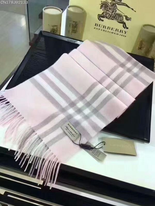 Top Quality Celebrity design Letter Cashmere Wool Scarf Wrap shawl 80226781 Men Woman plaid check Tassel Long scarves 165*30CM pink